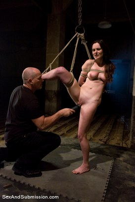 Photo number 8 from Winter Sky shot for Sex And Submission on Kink.com. Featuring Winter Sky and Mark Davis in hardcore BDSM & Fetish porn.