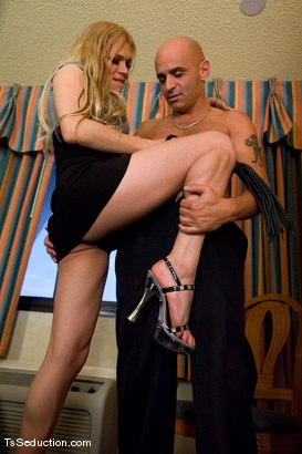 Photo number 2 from Jesse and Diezel - The second date shot for TS Seduction on Kink.com. Featuring Jesse and Diezel in hardcore BDSM & Fetish porn.