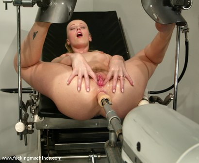 Photo number 5 from Sharon Wild shot for Fucking Machines on Kink.com. Featuring Sharon Wild in hardcore BDSM & Fetish porn.