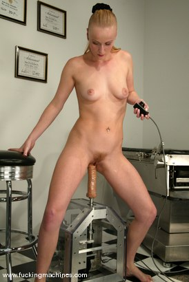 Photo number 10 from Sharon Wild shot for Fucking Machines on Kink.com. Featuring Sharon Wild in hardcore BDSM & Fetish porn.