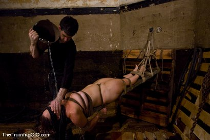 Photo number 10 from The Training of Bella Rossi, Day Three shot for The Training Of O on Kink.com. Featuring Bella Rossi and Maestro in hardcore BDSM & Fetish porn.