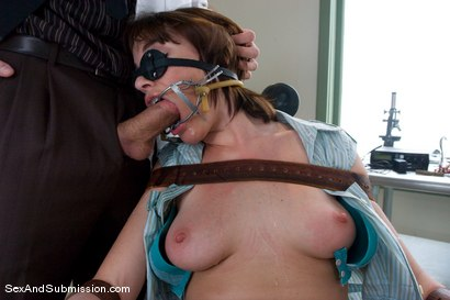 Photo number 5 from Dental Domination shot for Sex And Submission on Kink.com. Featuring Erik Everhard and Dana DeArmond in hardcore BDSM & Fetish porn.