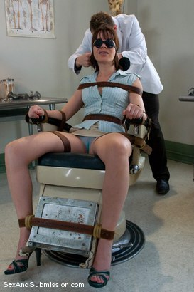 Photo number 2 from Dental Domination shot for Sex And Submission on Kink.com. Featuring Erik Everhard and Dana DeArmond in hardcore BDSM & Fetish porn.