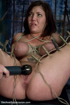 Photo number 12 from Anal Pounding shot for Sex And Submission on Kink.com. Featuring Erik Everhard and Claire Dames in hardcore BDSM & Fetish porn.