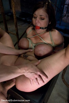 Photo number 14 from Anal Pounding shot for Sex And Submission on Kink.com. Featuring Erik Everhard and Claire Dames in hardcore BDSM & Fetish porn.