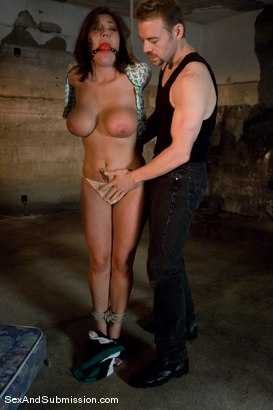 Photo number 4 from Anal Pounding shot for Sex And Submission on Kink.com. Featuring Erik Everhard and Claire Dames in hardcore BDSM & Fetish porn.