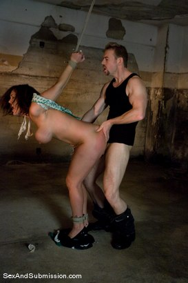 Photo number 5 from Anal Pounding shot for Sex And Submission on Kink.com. Featuring Erik Everhard and Claire Dames in hardcore BDSM & Fetish porn.