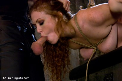 Photo number 15 from The Training of Sarah Shevon, Day One shot for The Training Of O on Kink.com. Featuring Sarah Shevon, Maestro and Sabrina Fox in hardcore BDSM & Fetish porn.