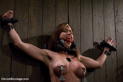 Photo number 15 from THE ORGASM TRAP -<br><br>-Countdown to Relaunch - 8 of 20 shot for Device Bondage on Kink.com. Featuring Christina Carter in hardcore BDSM & Fetish porn.