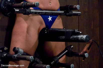 Photo number 12 from THE ORGASM TRAP -<br><br>-Countdown to Relaunch - 8 of 20 shot for Device Bondage on Kink.com. Featuring Christina Carter in hardcore BDSM & Fetish porn.
