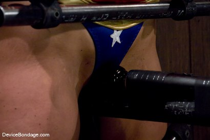 Photo number 6 from THE ORGASM TRAP -<br><br>-Countdown to Relaunch - 8 of 20 shot for Device Bondage on Kink.com. Featuring Christina Carter in hardcore BDSM & Fetish porn.