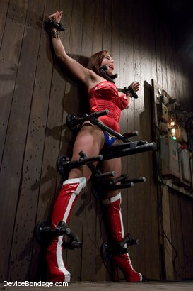Photo number 7 from THE ORGASM TRAP -<br><br>-Countdown to Relaunch - 8 of 20 shot for Device Bondage on Kink.com. Featuring Christina Carter in hardcore BDSM & Fetish porn.