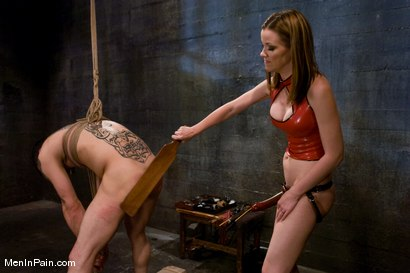 Photo number 7 from Raven vs Rico shot for Men In Pain on Kink.com. Featuring Raven Alexis and Rico in hardcore BDSM & Fetish porn.