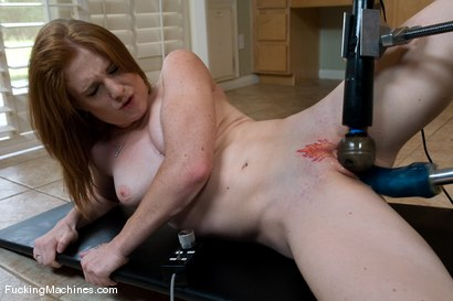 Photo number 15 from Viva Las Vegas - Lucy Fire shot for Fucking Machines on Kink.com. Featuring Lucy Fire in hardcore BDSM & Fetish porn.