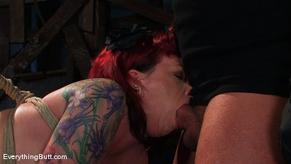 Photo number 15 from Kylie Ireland; 1 gallon enema and a gaping asshole shot for Everything Butt on Kink.com. Featuring Kylie Ireland and Mark Davis in hardcore BDSM & Fetish porn.