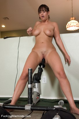 Photo number 10 from Door to door machining in Vegas with Kenley shot for Fucking Machines on Kink.com. Featuring Kenley in hardcore BDSM & Fetish porn.