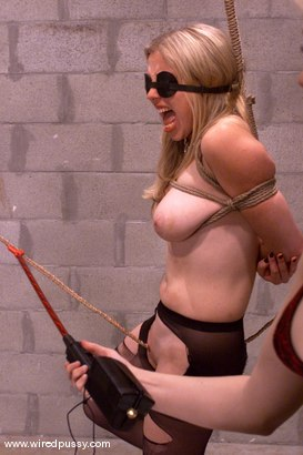 Photo number 4 from Adrianna Nicole shot for Wired Pussy on Kink.com. Featuring Adrianna Nicole in hardcore BDSM & Fetish porn.