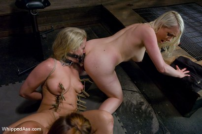 Photo number 12 from Dia Zerva takes on two Dommes. shot for Whipped Ass on Kink.com. Featuring Lorelei Lee, Bella Rossi and Dia Zerva in hardcore BDSM & Fetish porn.