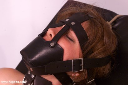 Photo number 4 from Dusty shot for Hogtied on Kink.com. Featuring Dusty in hardcore BDSM & Fetish porn.