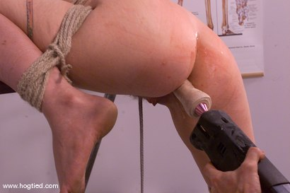 Photo number 11 from Dusty shot for Hogtied on Kink.com. Featuring Dusty in hardcore BDSM & Fetish porn.