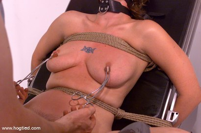 Photo number 14 from Dusty shot for Hogtied on Kink.com. Featuring Dusty in hardcore BDSM & Fetish porn.