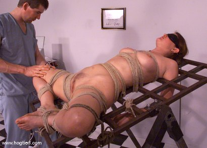 Photo number 5 from Dusty shot for Hogtied on Kink.com. Featuring Dusty in hardcore BDSM & Fetish porn.