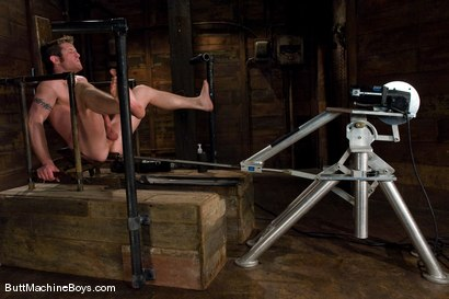 Photo number 9 from Farmer Dean shot for Butt Machine Boys on Kink.com. Featuring Dean Tucker in hardcore BDSM & Fetish porn.