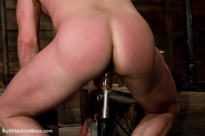 Photo number 5 from Farmer Dean shot for Butt Machine Boys on Kink.com. Featuring Dean Tucker in hardcore BDSM & Fetish porn.