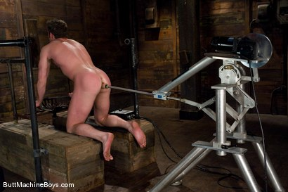 Photo number 13 from Farmer Dean shot for Butt Machine Boys on Kink.com. Featuring Dean Tucker in hardcore BDSM & Fetish porn.