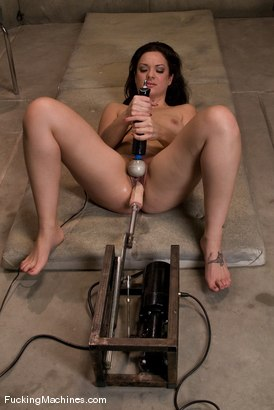 Photo number 10 from AMATEUR GIRL FRIDAYS - Sasha shot for Fucking Machines on Kink.com. Featuring Sasha Racquelle in hardcore BDSM & Fetish porn.
