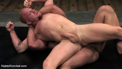 Photo number 6 from Luke Riley vs Samuel Colt shot for Naked Kombat on Kink.com. Featuring Luke Riley and Samuel Colt in hardcore BDSM & Fetish porn.