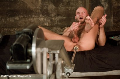 Photo number 8 from Muscle Stud and His Toys shot for Butt Machine Boys on Kink.com. Featuring Drake Jaden in hardcore BDSM & Fetish porn.