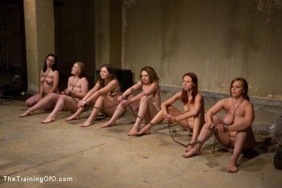 Photo number 14 from The Auditons Part Three shot for The Training Of O on Kink.com. Featuring Bella Rossi, Cherry Torn, Maestro, Peter, Maggie Mayhem, Nerine Mechanique, Sasha Lexing, Sarah Shevon and Savannah West in hardcore BDSM & Fetish porn.