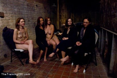 Photo number 5 from The Auditons Part Three shot for The Training Of O on Kink.com. Featuring Bella Rossi, Cherry Torn, Maestro, Peter, Maggie Mayhem, Nerine Mechanique, Sasha Lexing, Sarah Shevon and Savannah West in hardcore BDSM & Fetish porn.