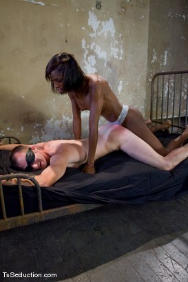 Photo number 9 from Out Calls Only - Natassia Dream shot for TS Seduction on Kink.com. Featuring Natassia Dreams and Nomad in hardcore BDSM & Fetish porn.