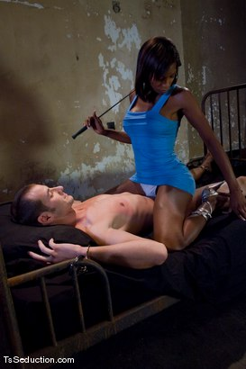 Photo number 4 from Out Calls Only - Natassia Dream shot for TS Seduction on Kink.com. Featuring Natassia Dreams and Nomad in hardcore BDSM & Fetish porn.