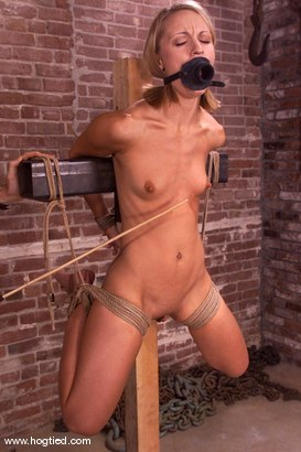 Photo number 2 from Jasmine shot for Hogtied on Kink.com. Featuring Jasmine in hardcore BDSM & Fetish porn.