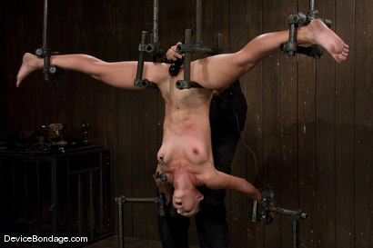 Photo number 12 from Wenona<br> What would you do to her if you had 1 hour? shot for Device Bondage on Kink.com. Featuring Wenona in hardcore BDSM & Fetish porn.