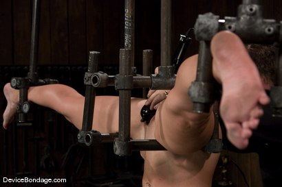 Photo number 7 from Wenona<br> What would you do to her if you had 1 hour? shot for Device Bondage on Kink.com. Featuring Wenona in hardcore BDSM & Fetish porn.