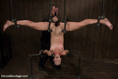 Photo number 10 from Wenona<br> What would you do to her if you had 1 hour? shot for Device Bondage on Kink.com. Featuring Wenona in hardcore BDSM & Fetish porn.