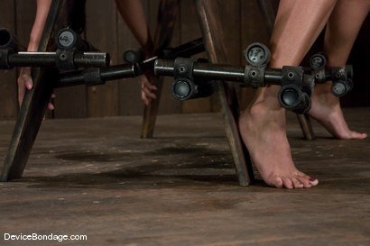 Photo number 6 from Wenona<br>former All-American Gymnast shot for Device Bondage on Kink.com. Featuring Wenona in hardcore BDSM & Fetish porn.