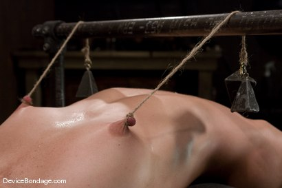 Photo number 8 from Wenona<br>former All-American Gymnast shot for Device Bondage on Kink.com. Featuring Wenona in hardcore BDSM & Fetish porn.