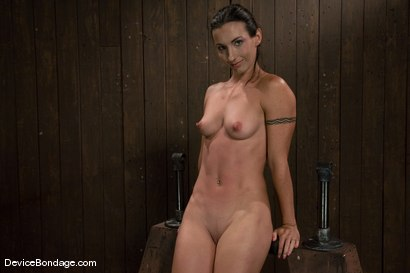 Photo number 15 from Wenona<br>former All-American Gymnast shot for Device Bondage on Kink.com. Featuring Wenona in hardcore BDSM & Fetish porn.