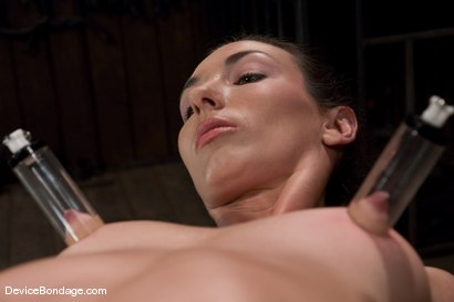 Photo number 5 from Wenona<br>former All-American Gymnast shot for Device Bondage on Kink.com. Featuring Wenona in hardcore BDSM & Fetish porn.