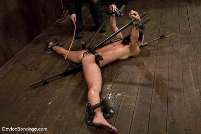 Photo number 13 from Wenona   Former Gymnast ass hooked to hell. shot for Device Bondage on Kink.com. Featuring Wenona in hardcore BDSM & Fetish porn.