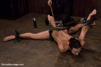 Photo number 8 from Wenona   Former Gymnast ass hooked to hell. shot for Device Bondage on Kink.com. Featuring Wenona in hardcore BDSM & Fetish porn.