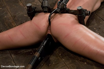Photo number 14 from Wenona<br> Former Gymnast ass hooked to hell. shot for Device Bondage on Kink.com. Featuring Wenona in hardcore BDSM & Fetish porn.
