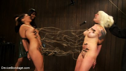 Photo number 9 from Jade Indica, Lorelei Lee and Sexy Jade <br>Part 2 of 4 of the June Live Feed shot for Device Bondage on Kink.com. Featuring Lorelei Lee, Miss Jade Indica and Sexy Jade in hardcore BDSM & Fetish porn.