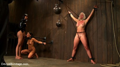 Photo number 2 from Jade Indica, Lorelei Lee and Sexy Jade<br> Part 3 of 4 of the June Live Feed shot for Device Bondage on Kink.com. Featuring Lorelei Lee, Miss Jade Indica and Sexy Jade in hardcore BDSM & Fetish porn.