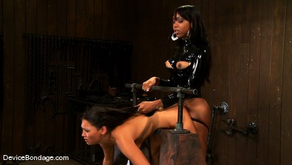 Photo number 6 from Jade Indica, Lorelei Lee and Sexy Jade<br> Part 3 of 4 of the June Live Feed shot for Device Bondage on Kink.com. Featuring Lorelei Lee, Miss Jade Indica and Sexy Jade in hardcore BDSM & Fetish porn.